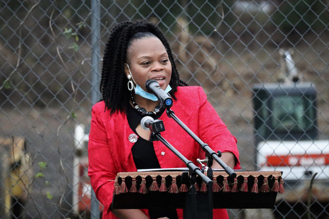 Min. Kirsten N. Keys, SRMBC