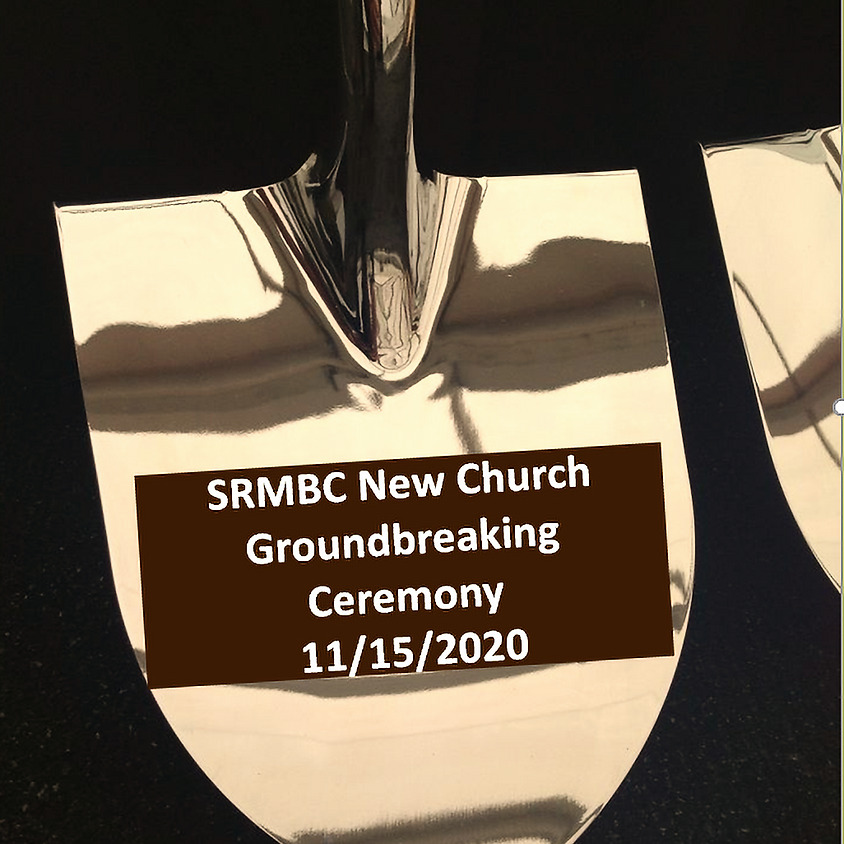 SRMBC Church Groundbreaking