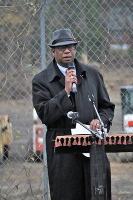 Rev. Thoams A. Keys Pastor, SRMBC