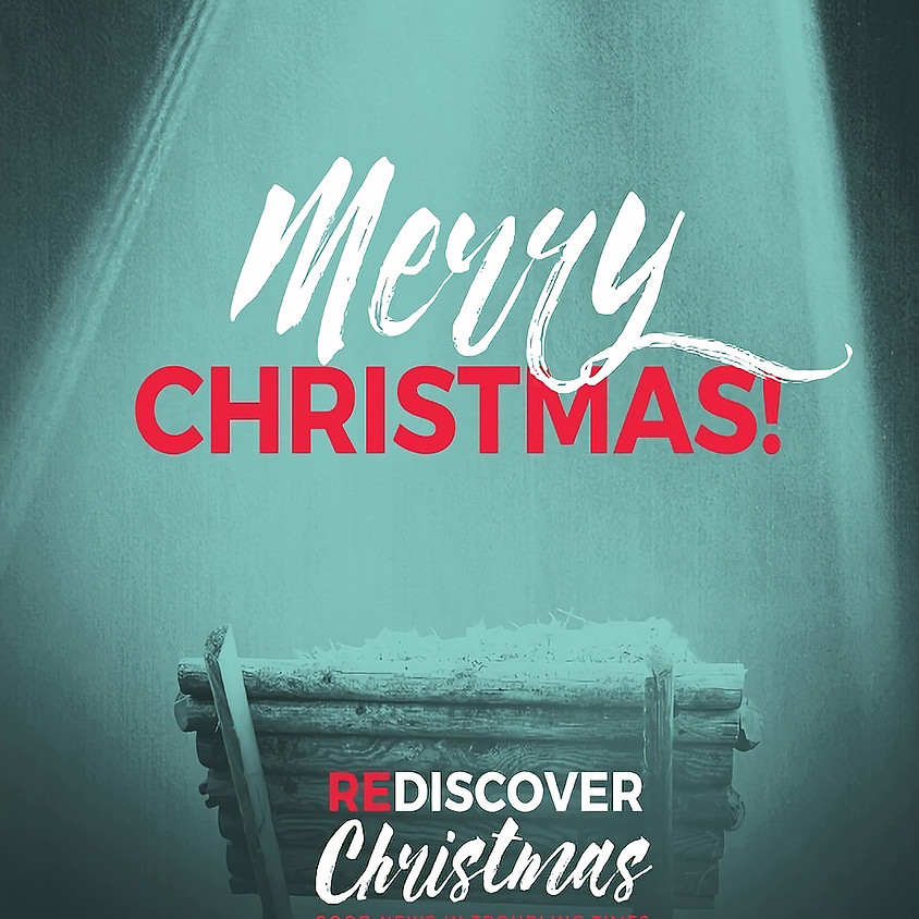 SRMBC Christmas Service (In-Person & Online Service)