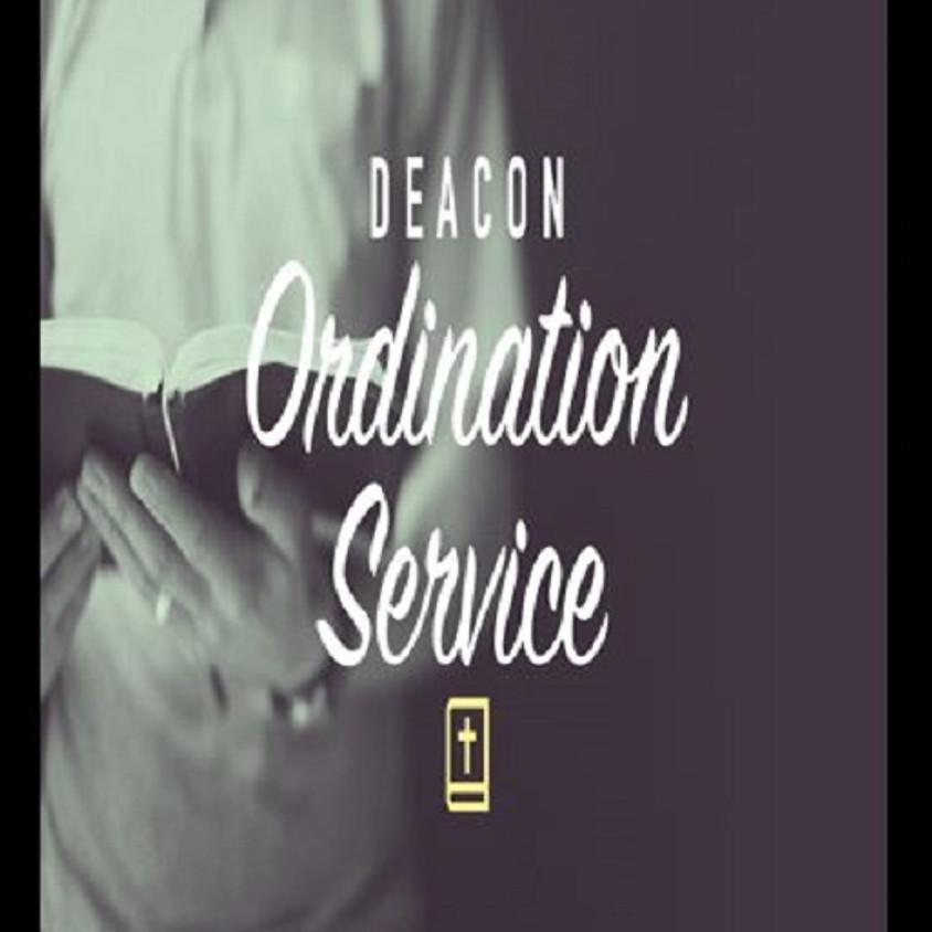 Deacon Ordination Service