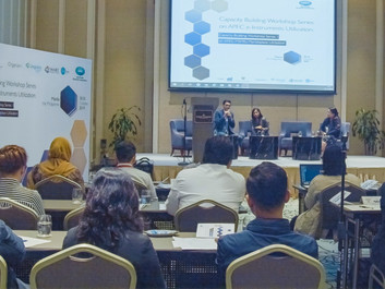 Capacity Building Workshop Series 1 on APEC MSMEs Marketplace Utilization
