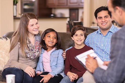 Multi-cultural foster family. Ontario private foster care.