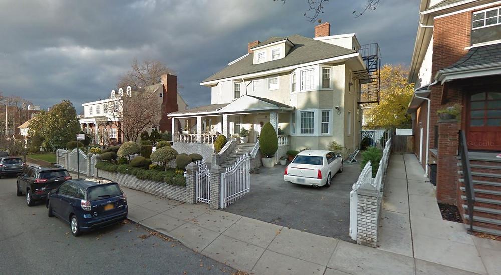 Bay Ridge - New York - tipiche case