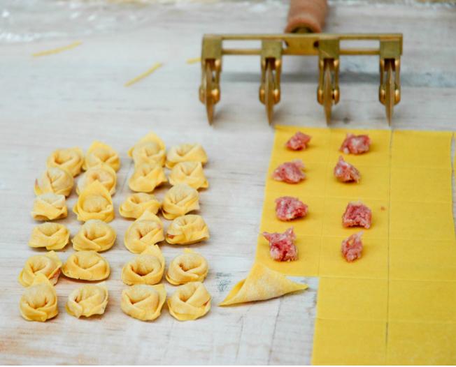 Pasta fatta a mano al ViceVersa New York
