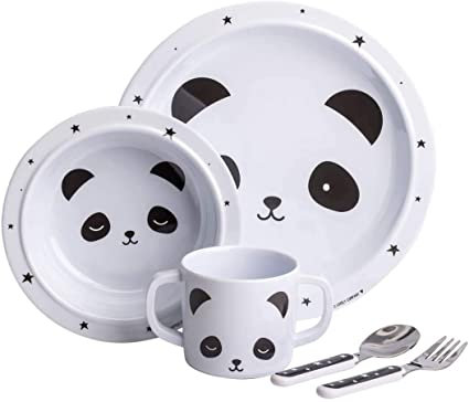 Set de repas: PANDA