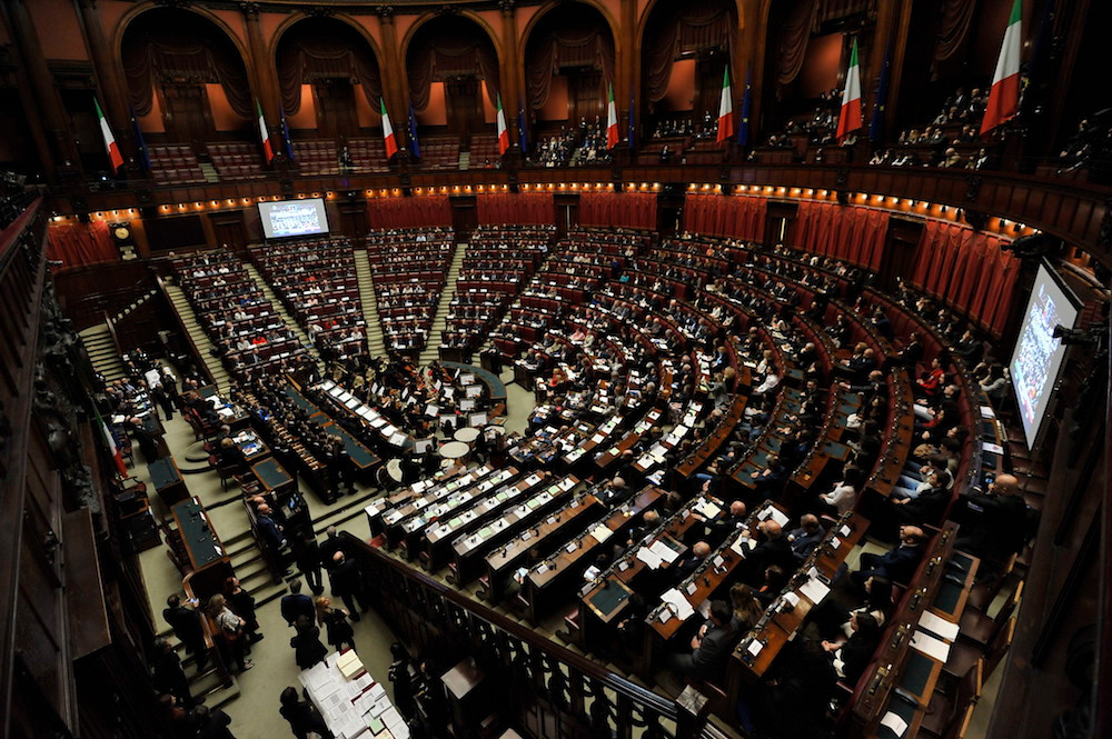 Sede del Parlamento Italiano