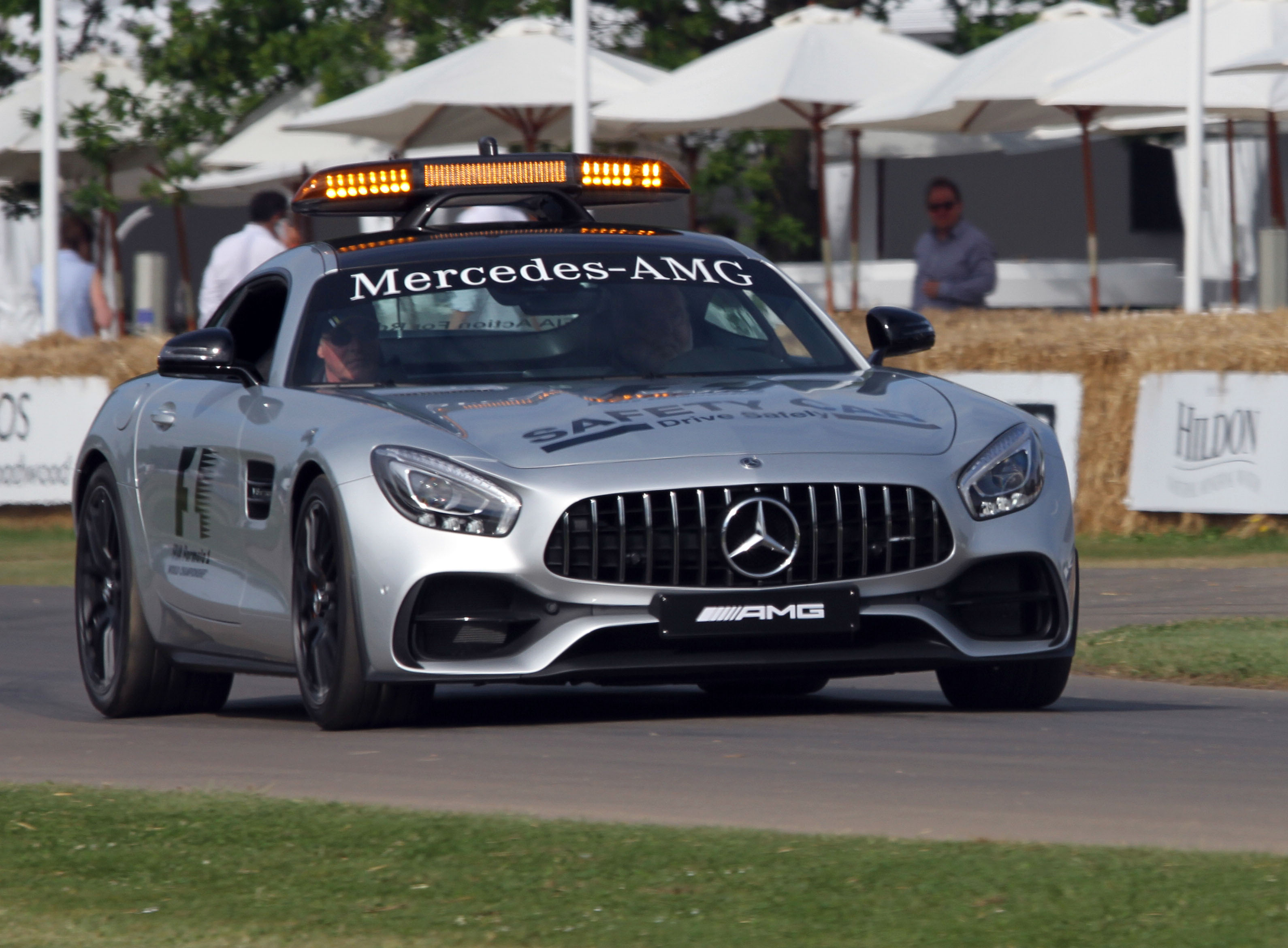 safety car fos