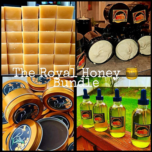 Royal Honey Bundle