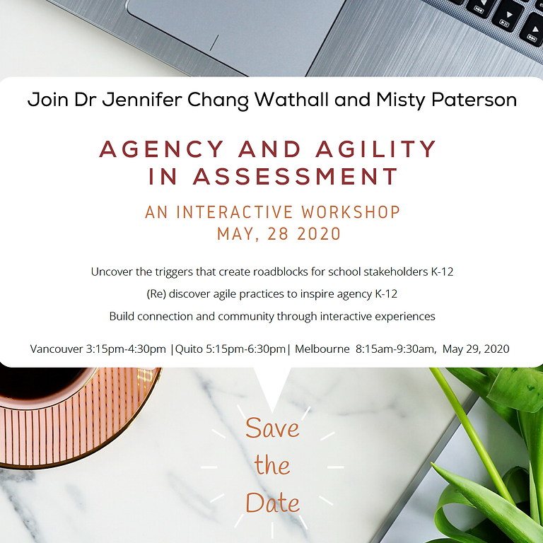 Agency and Agility in Assessment