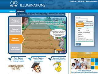 Engaging Free Resources to Enhance Mathematics Learning: http://illuminations.nctm.org/.