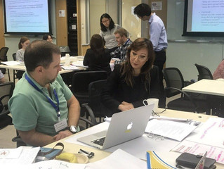 How do we design effective professional development for math teachers?