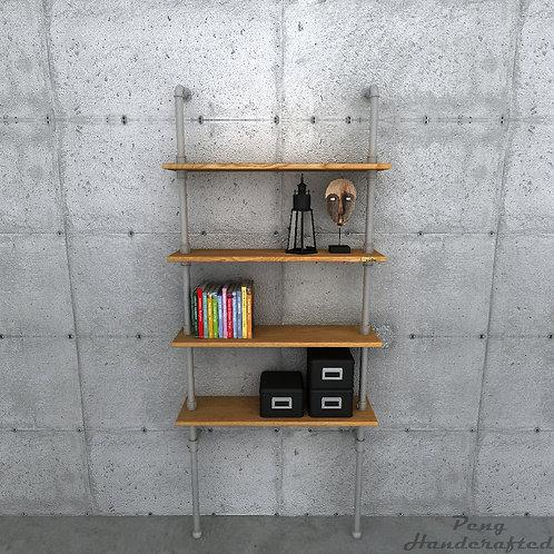 4-Tier Wall Shelf