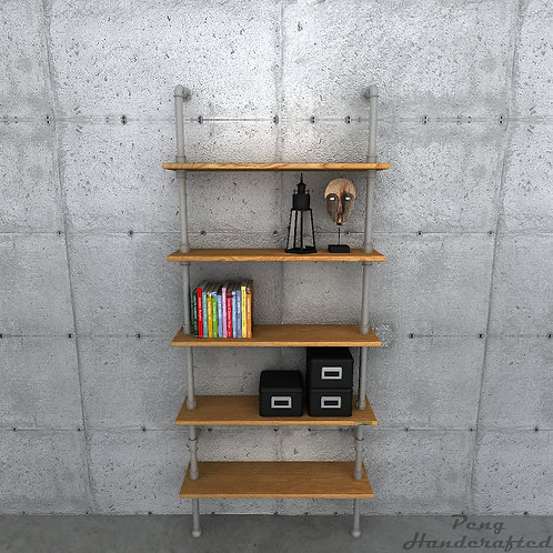 5-Tier Wall Shelf
