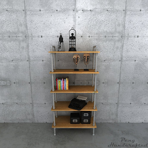 5-Tier Floor Shelf
