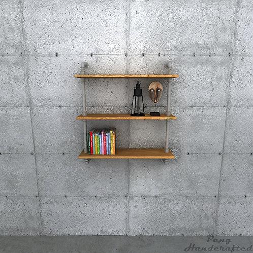 3-Tier Wall Shelf