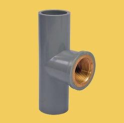 重型銅塑(接頭/彎頭/三通)