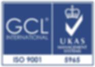 GCL ISO Registration Logo ISO 9001 v2.0_