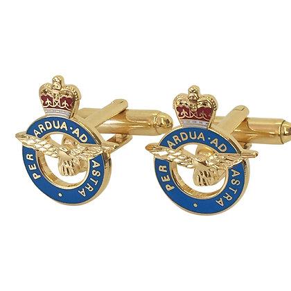 Royal Air Force cufflinks