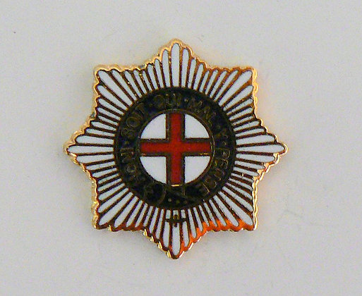 Coldstream Guard Lapel Badge.