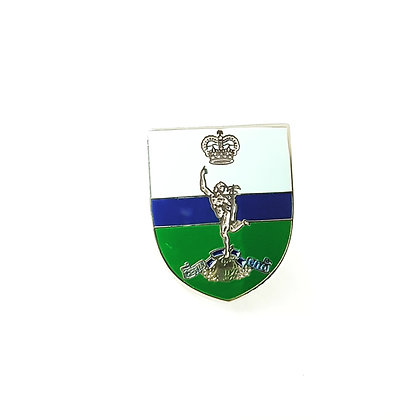 Royal Corps of Signals lapel badge