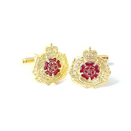 Duke of Lancaster regiment cufflinks