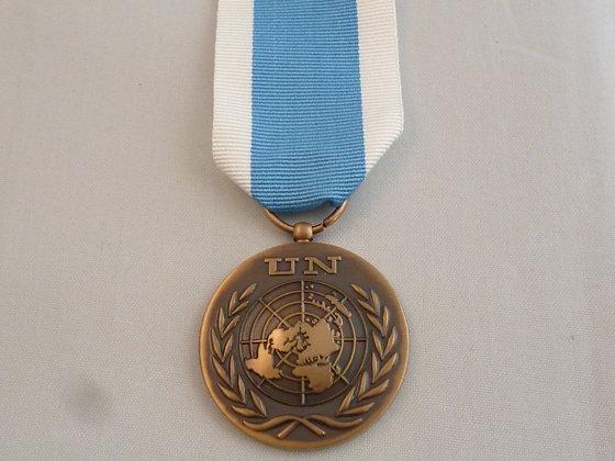 UN Special Service Medal.