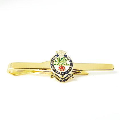 Princess of Wales Royal Regiment tie grip