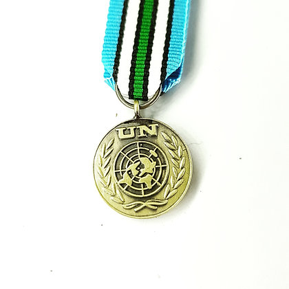 United Nations South Sudan Medal