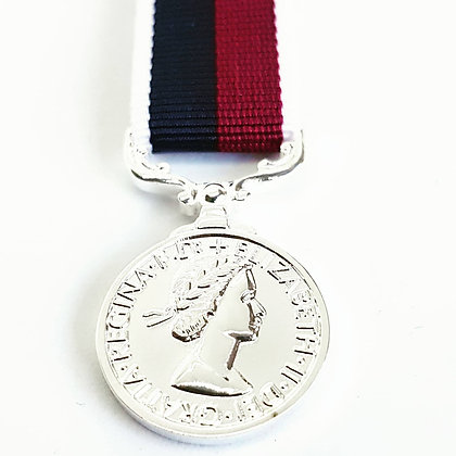 RAF Long Service and Good Conduct medal.