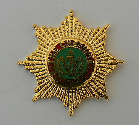 Cheshire Regiment Lapel Badge.