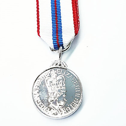 1977 Silver Jubilee Medal