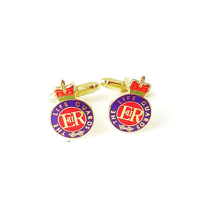 Blues and Royals cufflinks