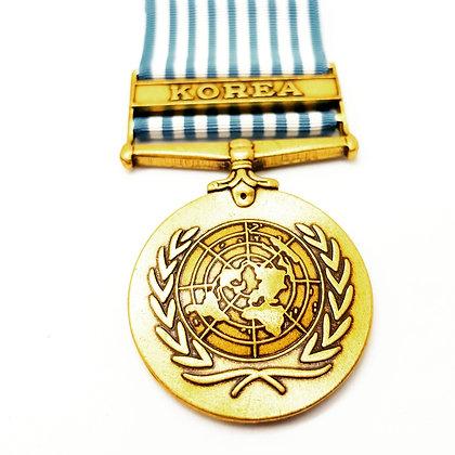 The United Nations Korea Medal
