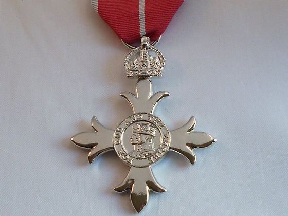 MBE Military ribbon
