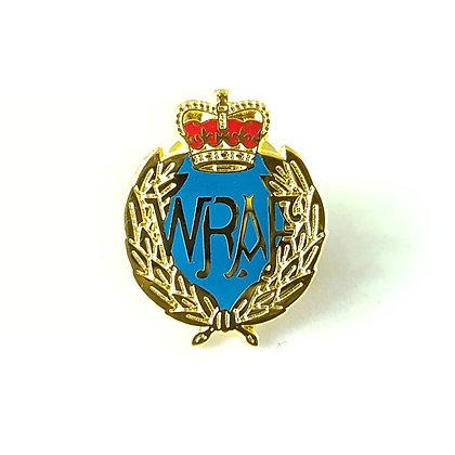 WRAF Lapel badge