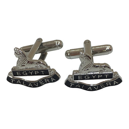 2nd Battalion Royal Anglian Regiment cufflinks
