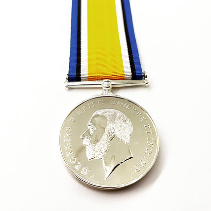 The British War Medal