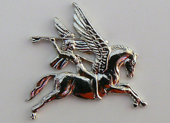 Airbourne Pegasus Lapel Badge