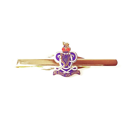 Queens Royal Hussars tie grip