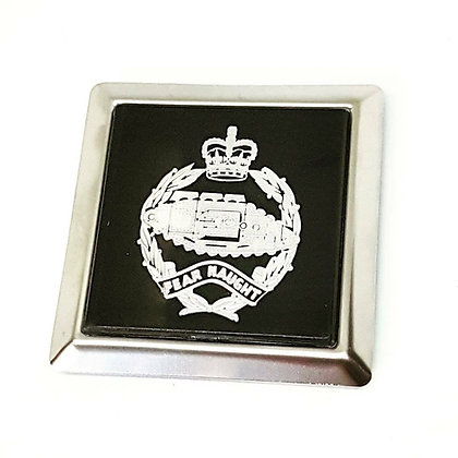 Royal Tank Regiment Car Badge