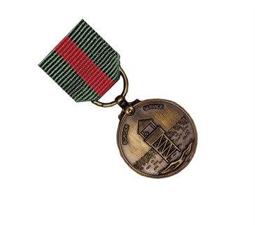 Miniature Border Service Medal.