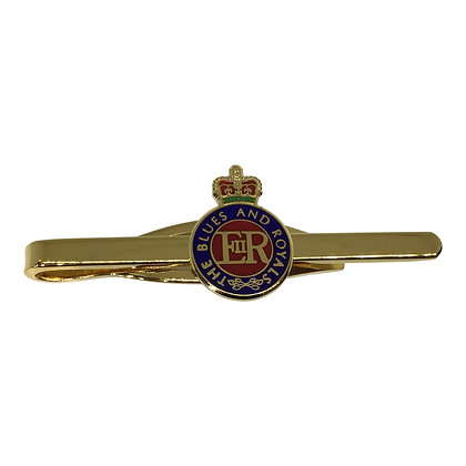 Blues and Royals tie bar