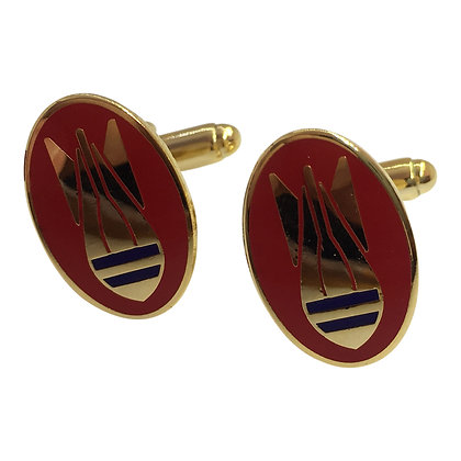33 EOD Bomb Disposal The Royal Engineers cufflinks