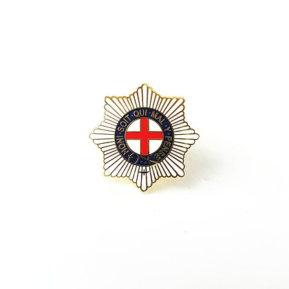 Coldstream Guard Lapel badge
