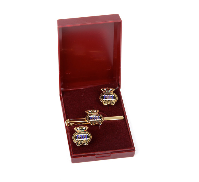Cufflink & Tie bar gift sets.