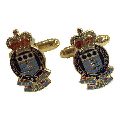Royal Army Ordnance Corps cufflinks