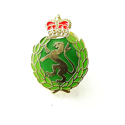 Women's Royal Army Corps Lapel badge