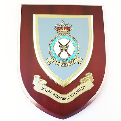 Royal Air Force Regiment shield