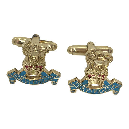 Army Pay Corps cufflinks